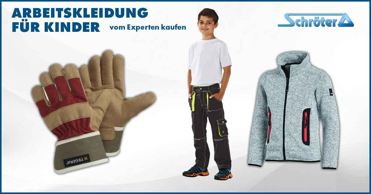 Arbeitskleidung für Kinder