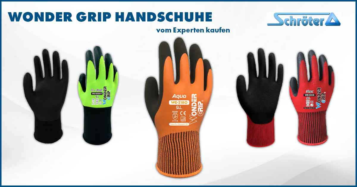 Wonder Grip Handschuhe