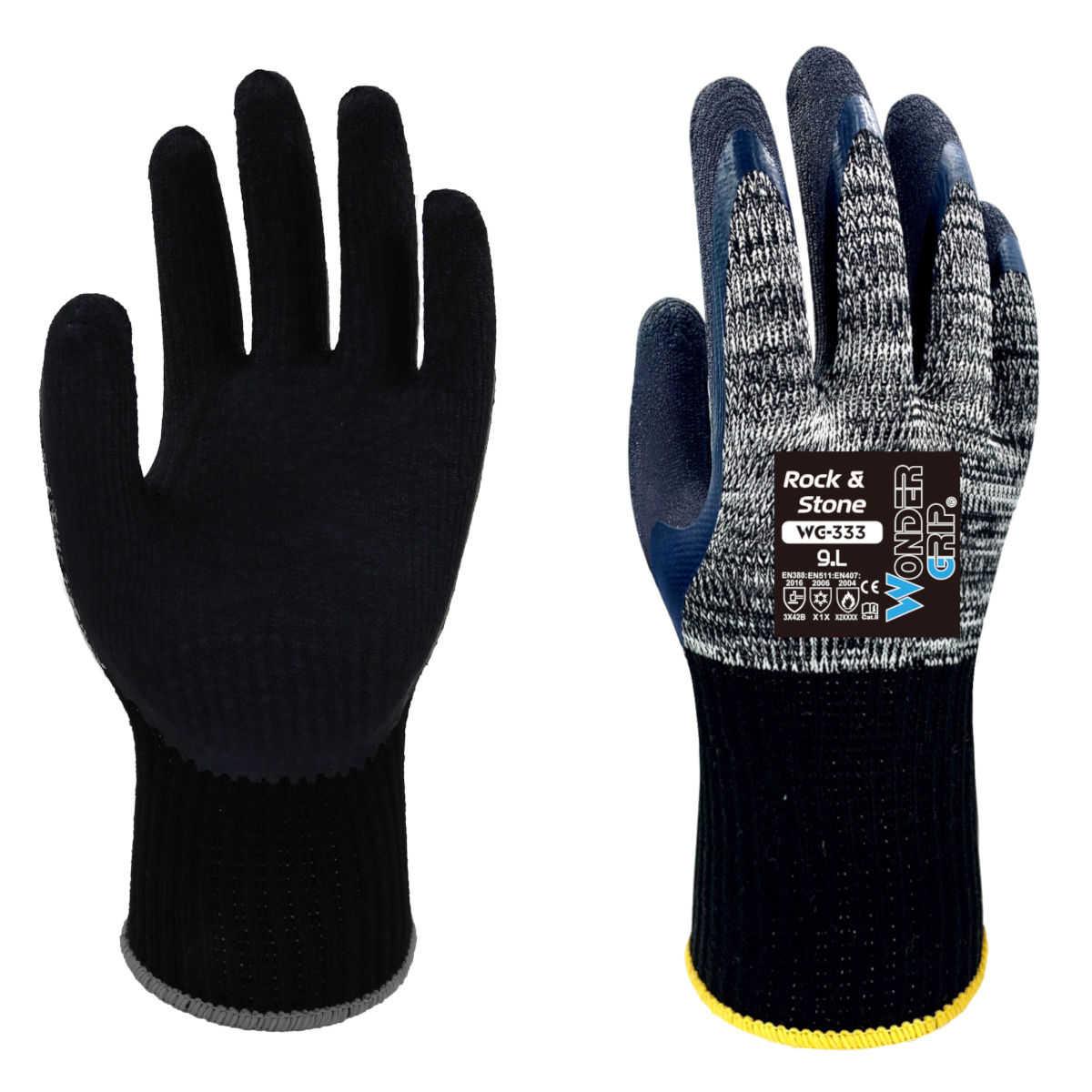 starker Schnittschutz Level-5 PRODEF /® Security-Handschuhe mit Kn/öchelprotektoren