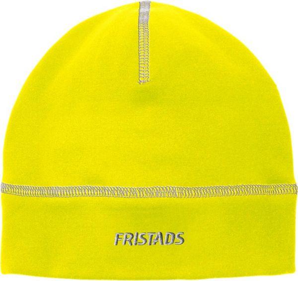 Fristads-Kansas Stretch-Fleecemütze 9101 STF Warnschutz-Gelb