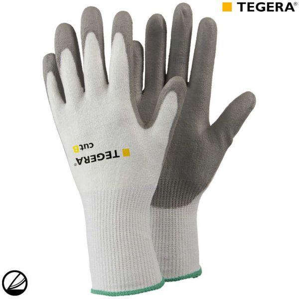 TEGERA 10430 Schnittschutzhandschuhe Schnittbeständigkeit Klasse 3 Klasse B