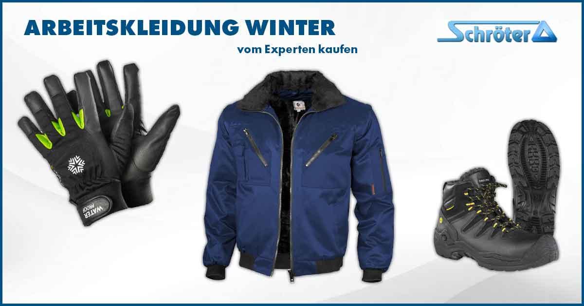 Arbeitskleidung Winter