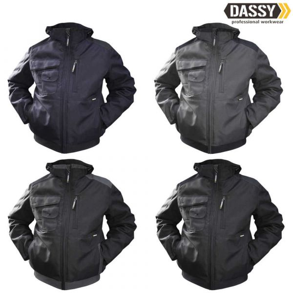 DASSY Austin Winterjacke Canvas