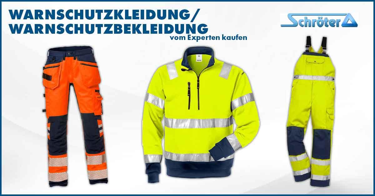 Warnschutzkleidung / Warnschutzbekleidung