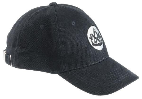 FHB TIM Zimmermann-Cap uni schwarz