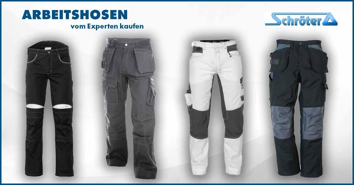 Arbeitshosen/Arbeitsschutzhosen