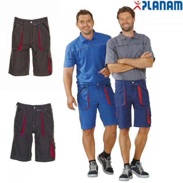Planam Basalt Shorts