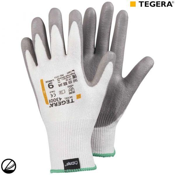 TEGERA 43001 Schnittschutzhandschuhe Klasse B