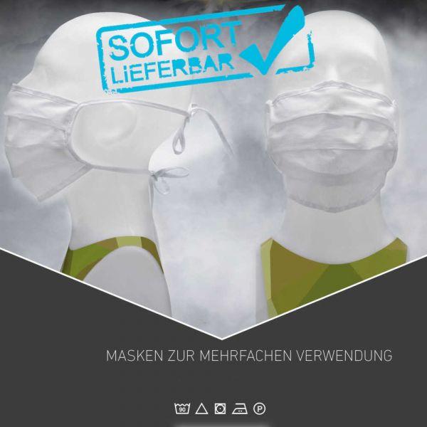 Mundschutzmaske sofort lieferbar