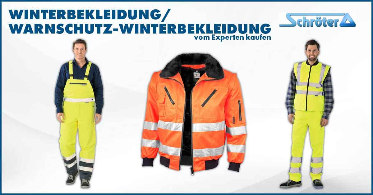Winterbekleidung / Warnschutz-Winterbekleidung