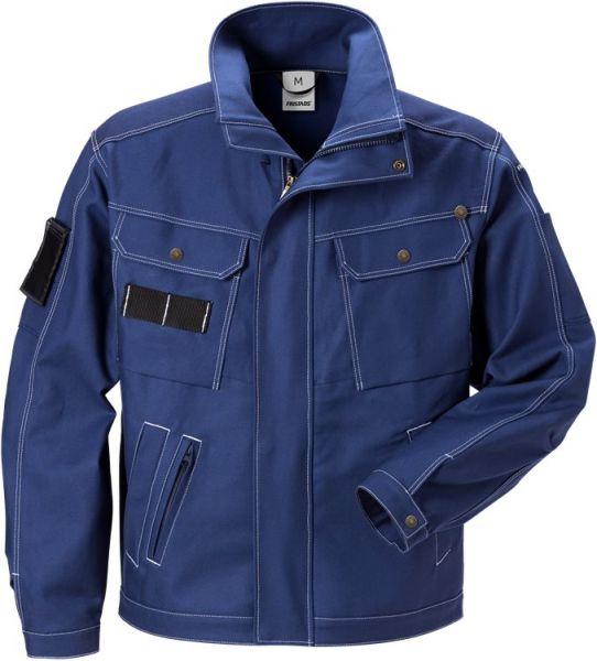 Fristads-Kansas Jacke 451 FAS Blau