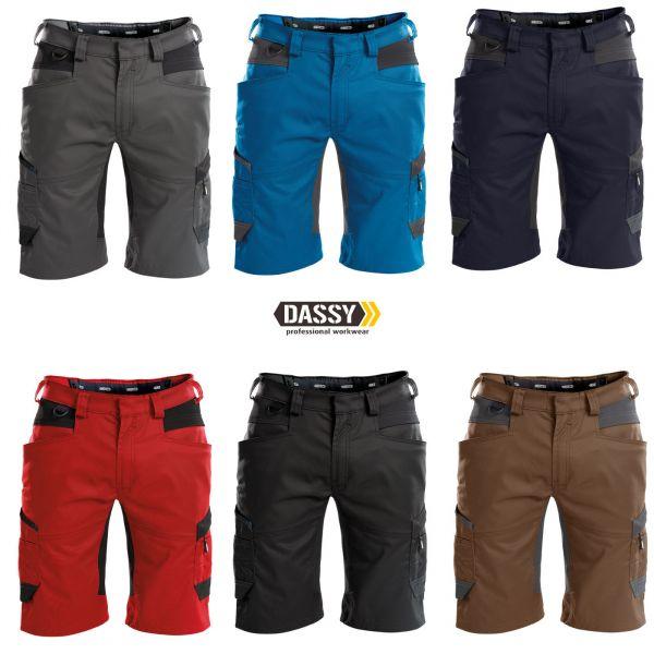 DASSY Axis Short mit Stretch D-FX Flex