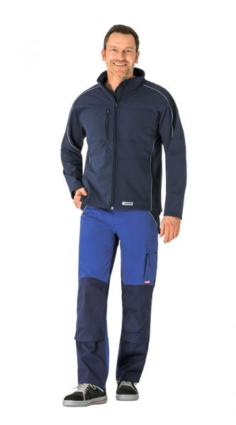 Planam Twilight Softsjacke Outdoor marine
