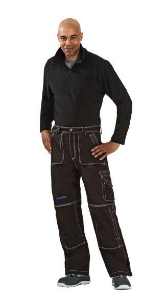 Planam Basalt Winterhose Outdoor schwarz