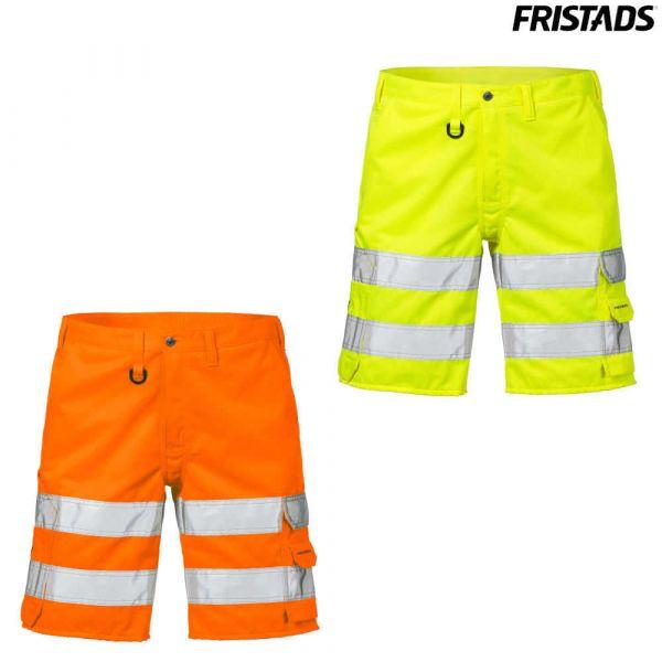 Fristads High Vis Shorts Kl. 2 2528 THL
