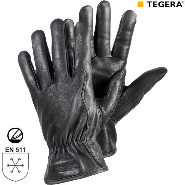 TEGERA 8355 Schnittschutzhandschuhe Winter Klasse 3